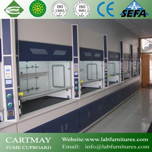 Laboratory fume cupboards