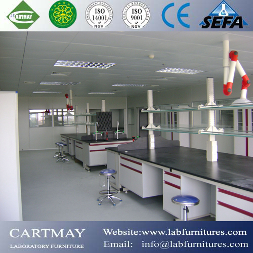 Turn-key Laboratory Furniture