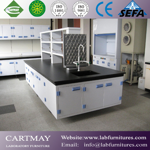 Polypropylene laboratory furniture