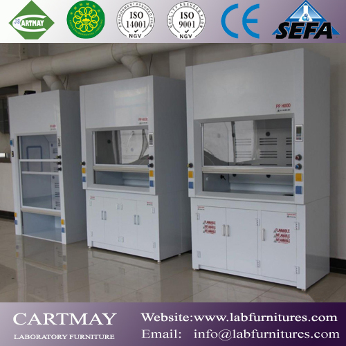 PP laboratory casework installers