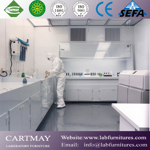 laboratory casework manufacturing