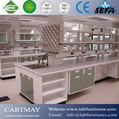 laboratory furniture and equipment