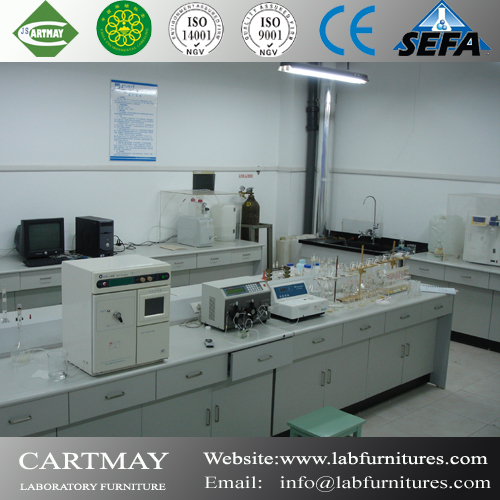 lab design casework