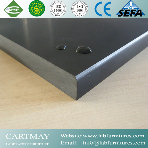 laboratory table surface