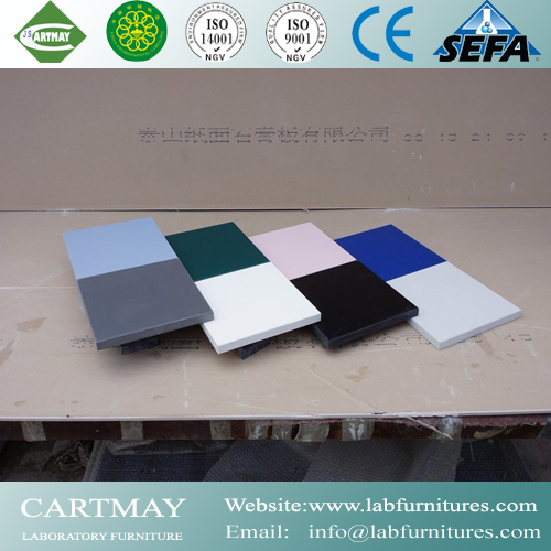 epoxy resin surface