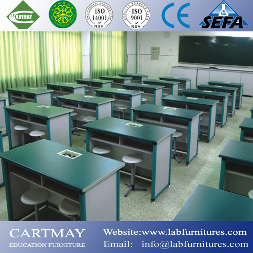 Physical Laboratory furniture made for india school