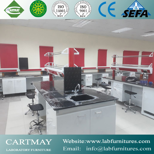 College/University Laboratory Furniture