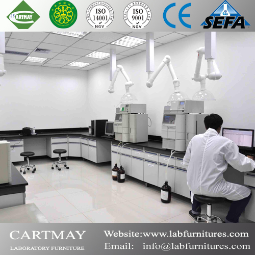 Lab bench for HPLC, Lab Table for HPLC, Lab workbench for HPLC