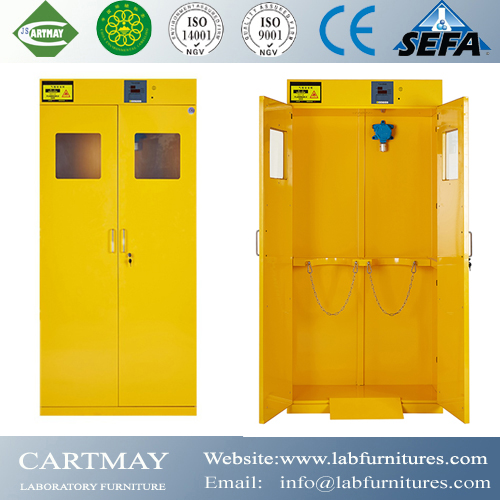 Storage Cabinet for Gas Cylinders