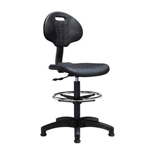 Height Adjustable Lab Chair used in school, college and university