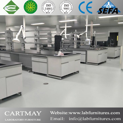 Laboratory furniture project in new Zealand