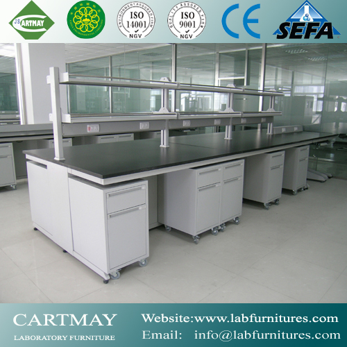steel lab table