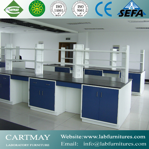 steel lab bench