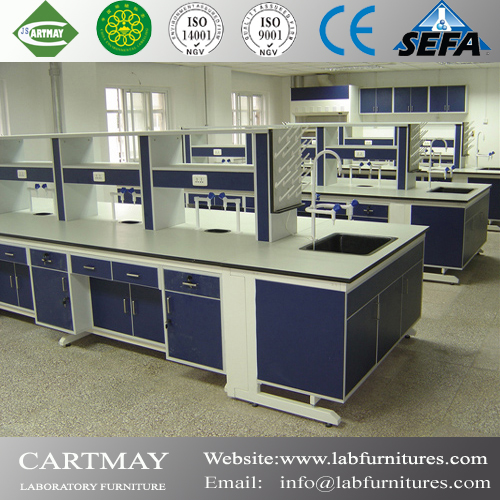 Science laboratory tables