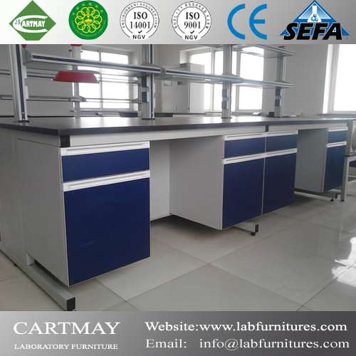 lab center table